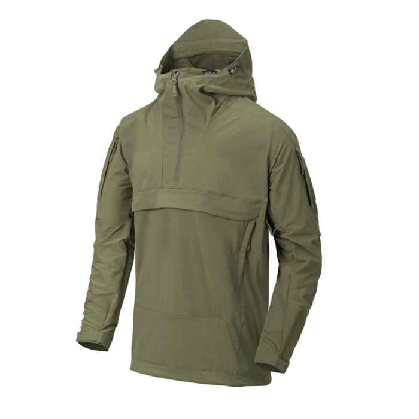 Анорак Helikon Mistral Jacket Soft Shell, Adaptive Green - фото 10749