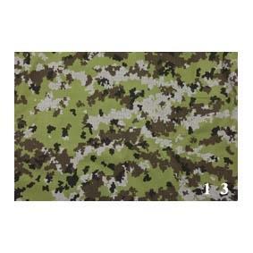 Ткань Fabrics рип-стоп 50% пэ 50% хлопок 240 г/м кв новый пограничник - фото 11109