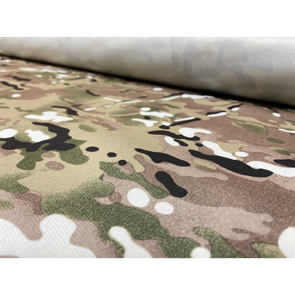 Ткань Fabrics Алова мембрана 100% ПЭ multicam - фото 11113
