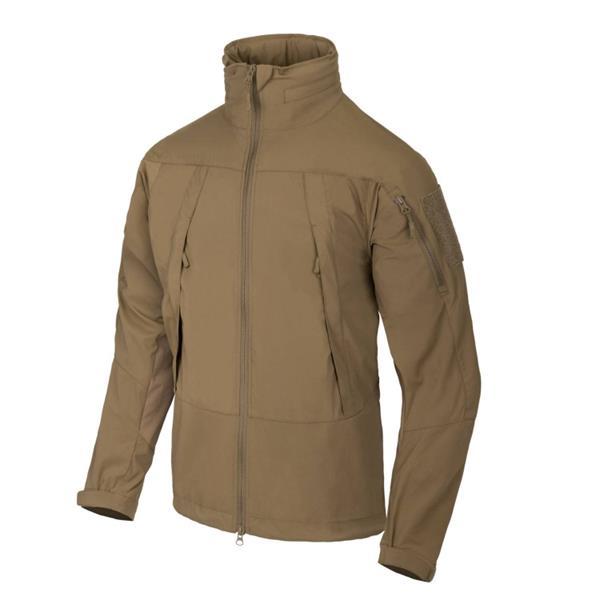 Куртка Helikon Blizzard Jacket StormStretch, Coyote - фото 11206