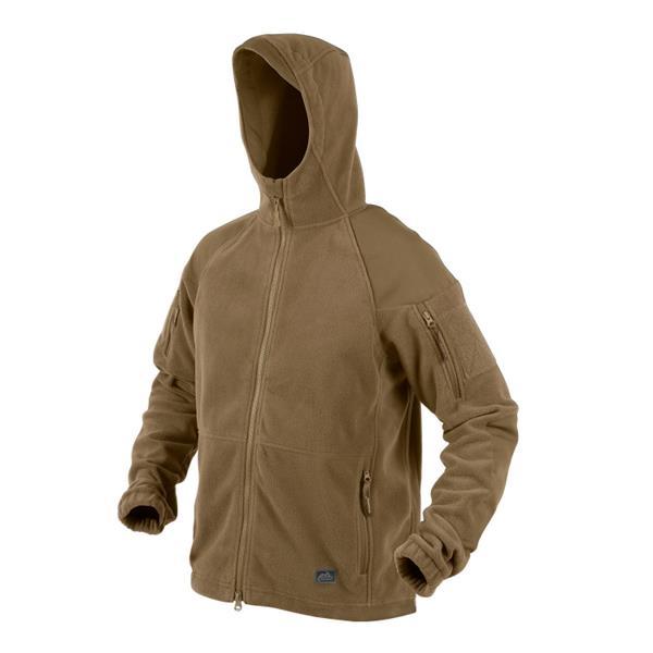 Куртка флисовая Helikon CUMULUS, Coyote - фото 11267