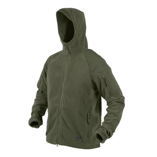 Куртка флисовая Helikon CUMULUS, Taiga Green - фото 11306