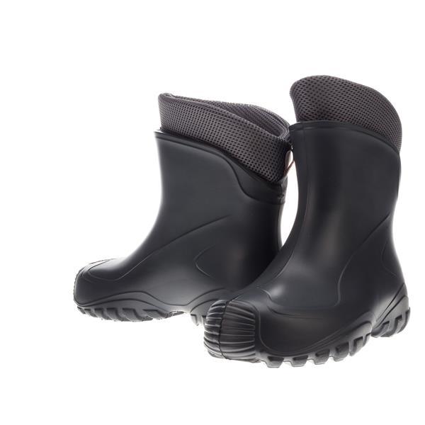 Ботинки Вездеход FOX из ЭВА женские черные - фото 11416