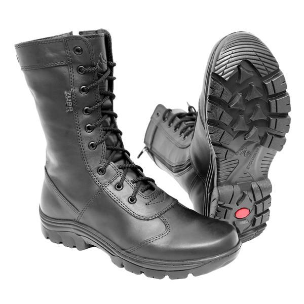 Ботинки Зубр Кроссинг-ЭВО м. 125 шерсть на молнии черные - фото 11424