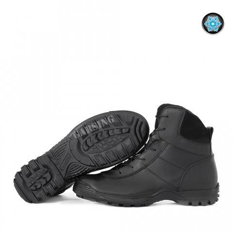 Ботинки Гарсинг Aravi winter м. 726 Polartec 280 гр. черные - фото 11798