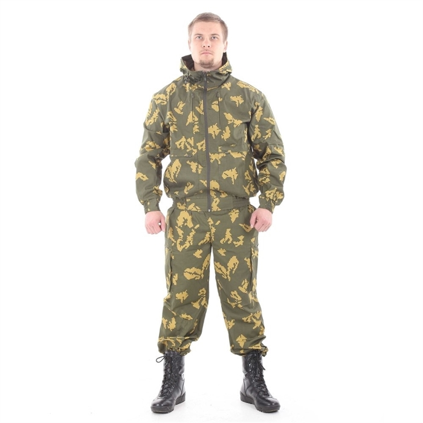 Костюм KE Tactical Тактика-2 рип-стоп березка желтая - фото 12956