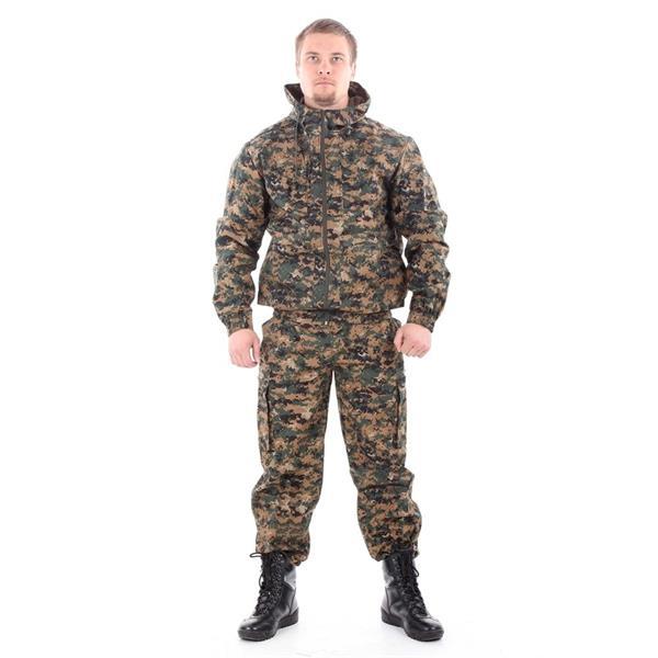 Костюм KE Tactical Тактика-2 рип-стоп цифровой лeс - фото 12962