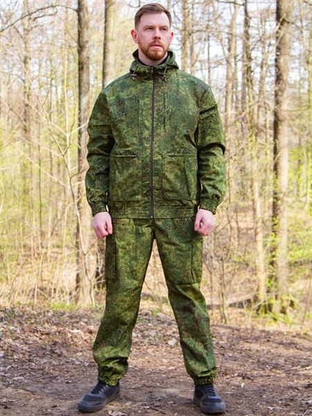 Костюм KE Tactical Тактика-2 рип-стоп ЕМР - фото 13440