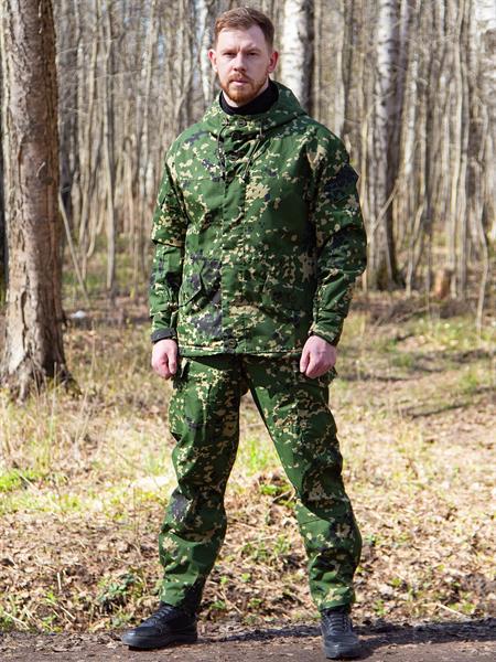 Костюм KE Tactical Горка-3 рип-стоп сфера - фото 13508