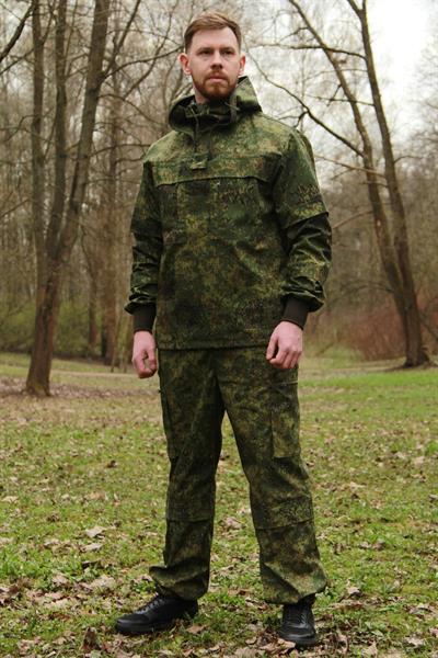 Костюм KE Tactical Антигнус рип-стоп ЕМР - фото 13566