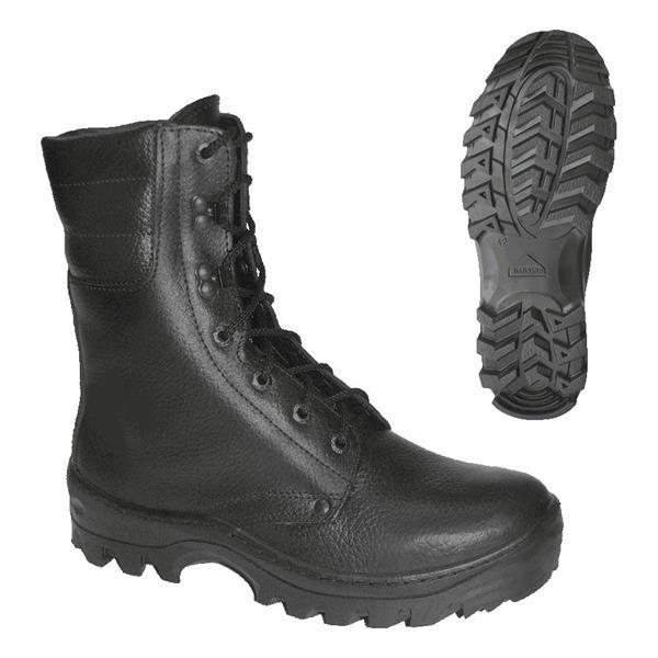 Ботинки Гарсинг Corporal м. 0801 черные - фото 13820