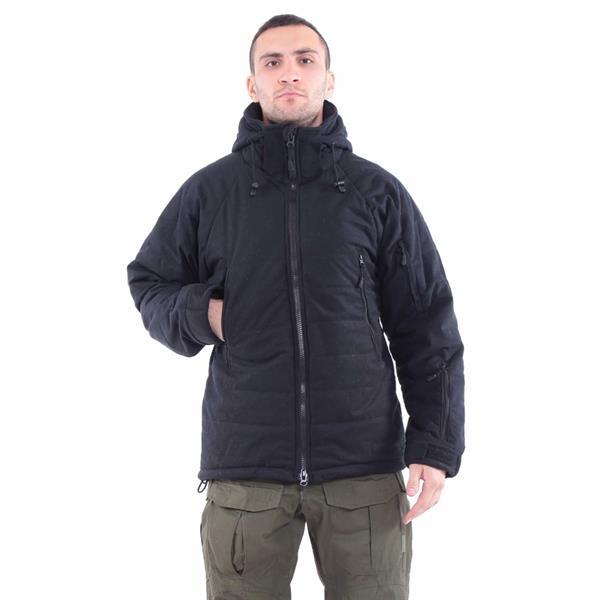 Куртка Keotica Маламут мембрана черная - фото 5107