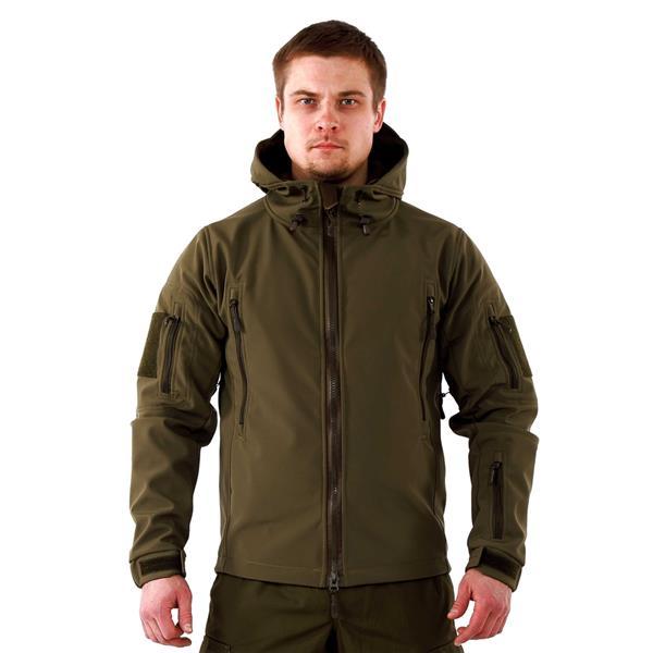 Куртка Keotica Патриот Softshell олива - фото 5133