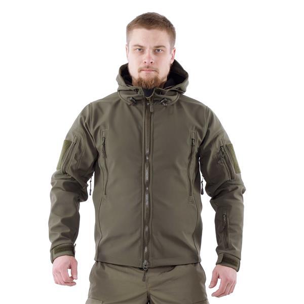 Куртка Keotica Патриот Softshell олива темная - фото 5138