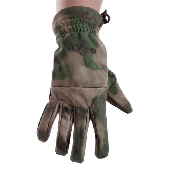 Перчатки Keotica Softshell мох - фото 5591