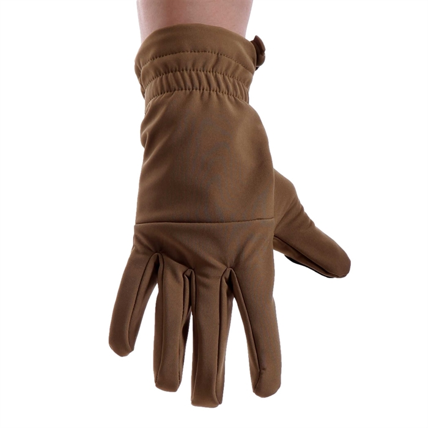 Перчатки Keotica Softshell coyote - фото 5605