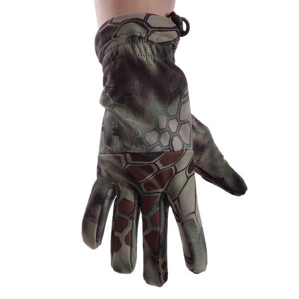 Перчатки Keotica Softshell mandrake - фото 5607