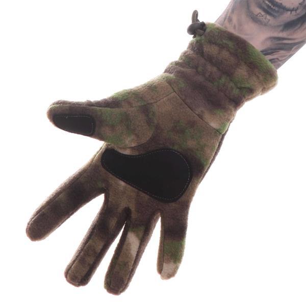 Перчатки Keotica флисовые мох - фото 5667