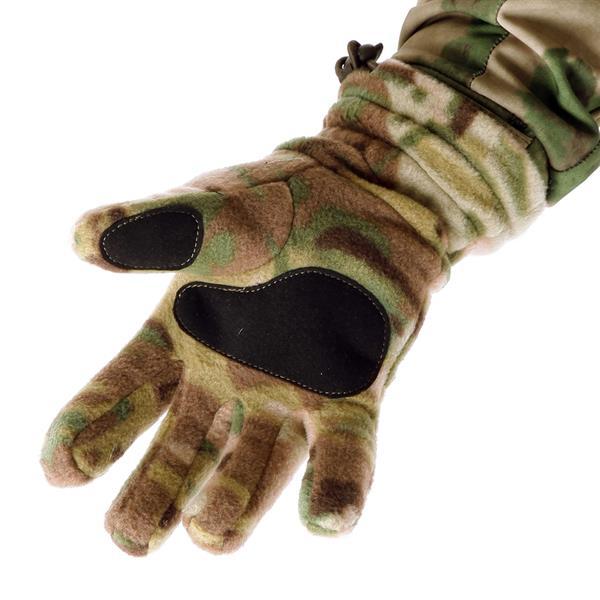 Перчатки Keotica флисовые multicam - фото 5673