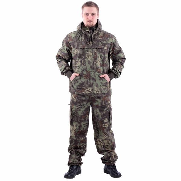 Костюм KE Tactical Антигнус рип-стоп mandrake - фото 7616