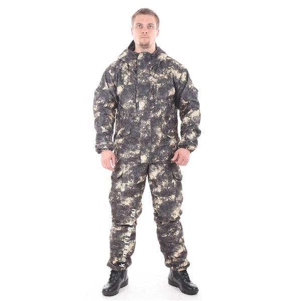 Костюм KE Tactical Горка мембрана на флисе MG-Blur - фото 7737
