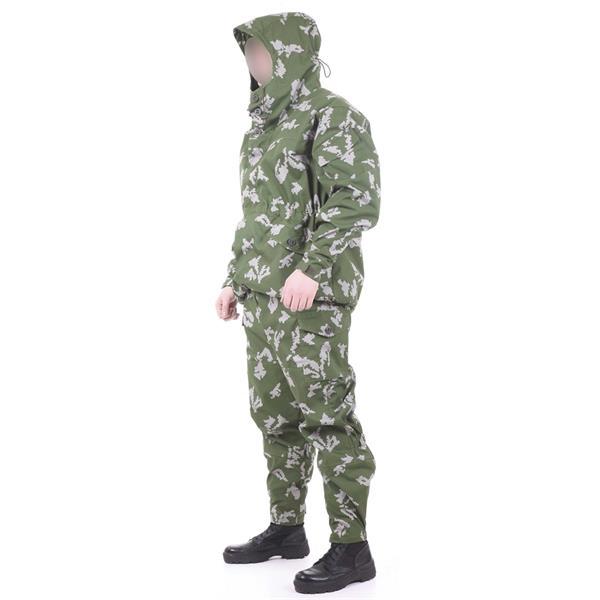 Костюм KE Tactical Горка-3 рип-стоп березка белая - фото 8003