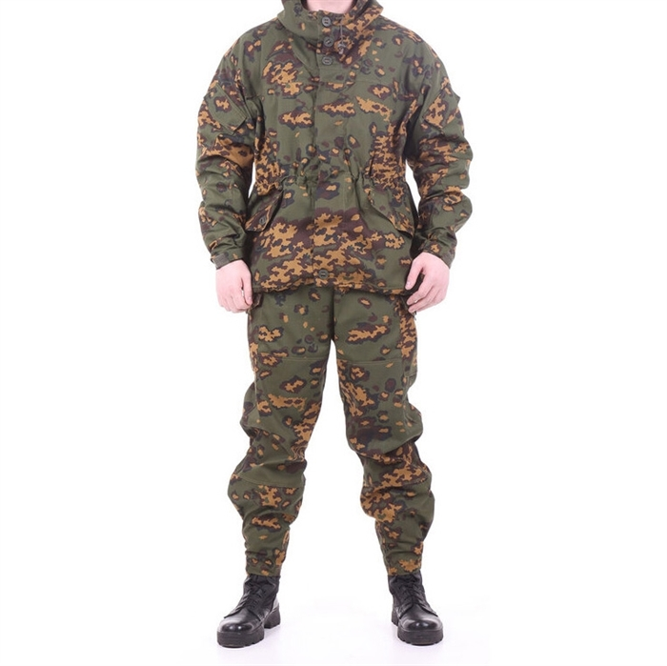 Костюм KE Tactical Горка-3 рип-стоп партизан - фото 8060