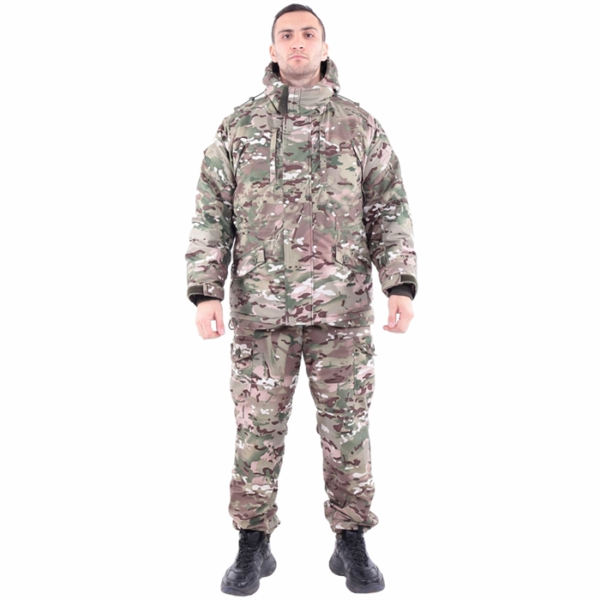 Костюм KE Tactical Горка-Зима Active мембрана multicam - фото 8564