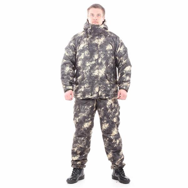 Костюм KE Tactical Горка-Зима облегченный мембрана MG-Blur - фото 8726
