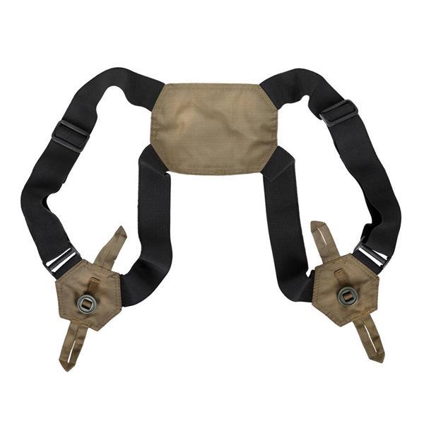 Подтяжки KE Tactical рип-стоп олива - фото 9387