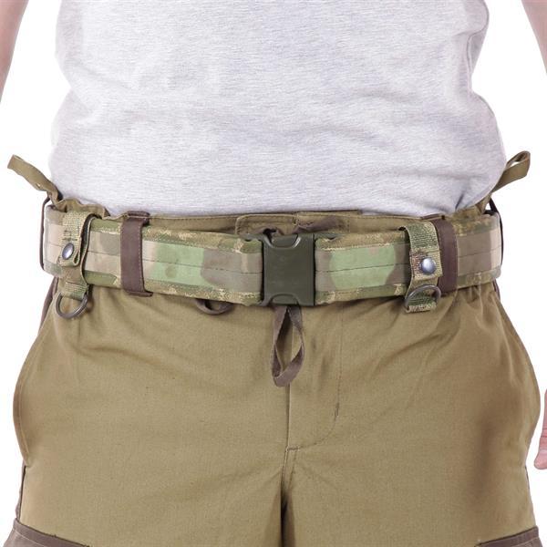 Ремень KE Tactical с застежкой на фастекс Apri 50 мм мох - фото 9442