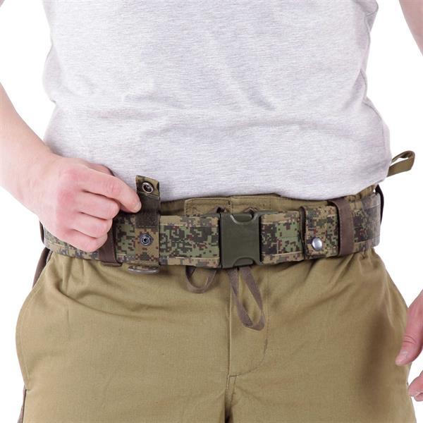 Ремень KE Tactical с застежкой на фастекс Apri 50 мм ЕМР - фото 9461