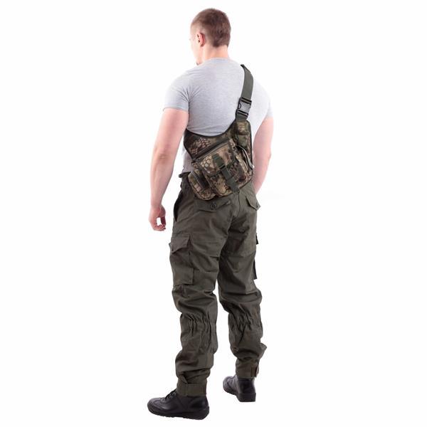 Сумка KE Tactical на плечо Sturm 4.5 литра Polyamide 1000 Den mandrake - фото 9833