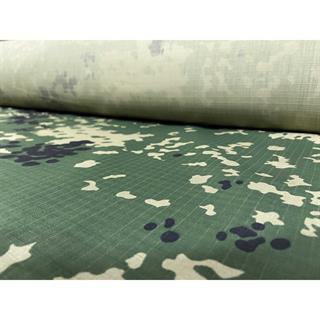 Ткань Fabrics рип-стоп 50% пэ 50% хлопок 240 г/м кв сфера