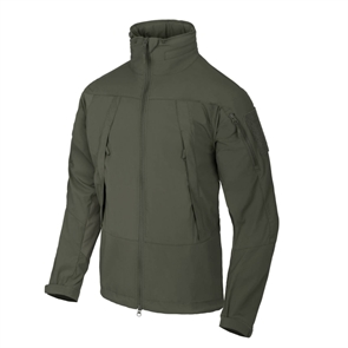Куртка Helikon Blizzard Jacket StormStretch, Taiga Green