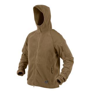Куртка флисовая Helikon CUMULUS, Coyote