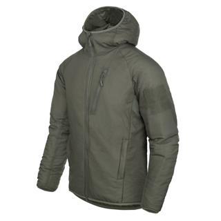 Куртка Helikon Wolfhound Hoodie, Alpha Green