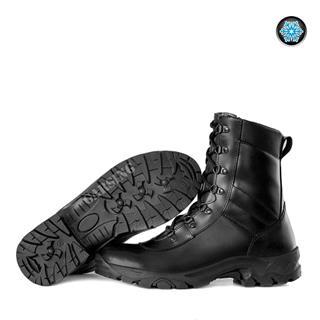 Ботинки Гарсинг Saboteur м. 412 полушерстяной мех черные