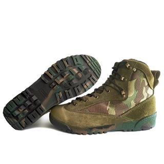 Ботинки Гарсинг Frog Fleece м. 00481 МО флис 280 гр multicam/олива