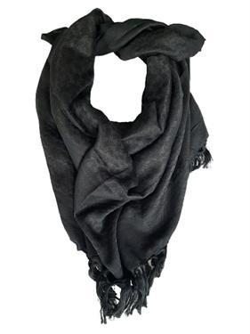 Арафатка КМФ78 Шемаг узор черный