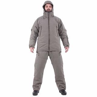 Костюм Keotica Маламут Iceland Edition 3 в 1 со съемной курткой-подстежкой мембрана олива