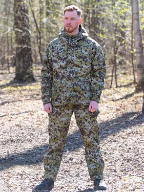 Костюм KE Tactical Горка-3 рип-стоп пограничная цифра