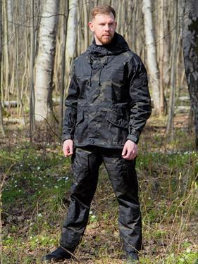 Костюм KE Tactical Горка-3 рип-стоп multicam black