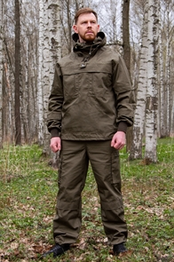 Костюм KE Tactical Антигнус рип-стоп олива