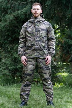 {{photo.Alt || photo.Description || 'Костюм KE Tactical Горка рип-стоп на флисе тигр'}}
