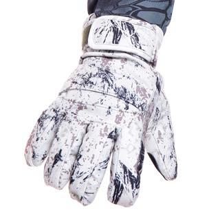 Перчатки Keotica мембрана на флисе снежный шторм