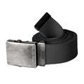 Ремень брючный Helikon Cotton, Black - фото 11070