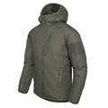 Куртка Helikon Wolfhound Hoodie, Alpha Green - фото 11282