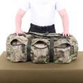 Баул-рюкзак KE Tactical Grand Tour 100л Polyamide 500 Den мох со стропами мох - фото 12592