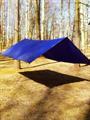 Тент КМФ78  285х330 синий - фото 13284